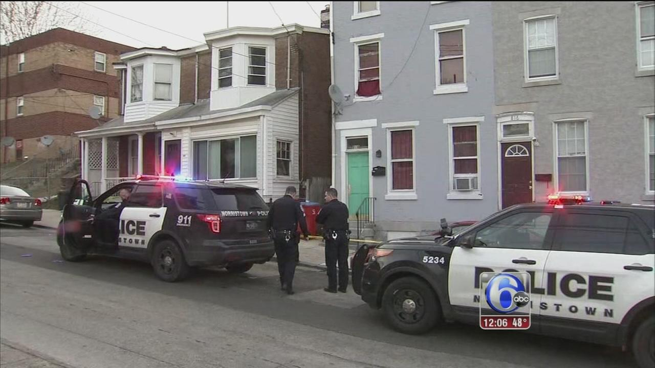 Person hospitalized following assault in Norristown