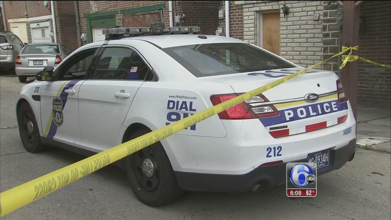 Man shot twice in back, killed in Summerdale