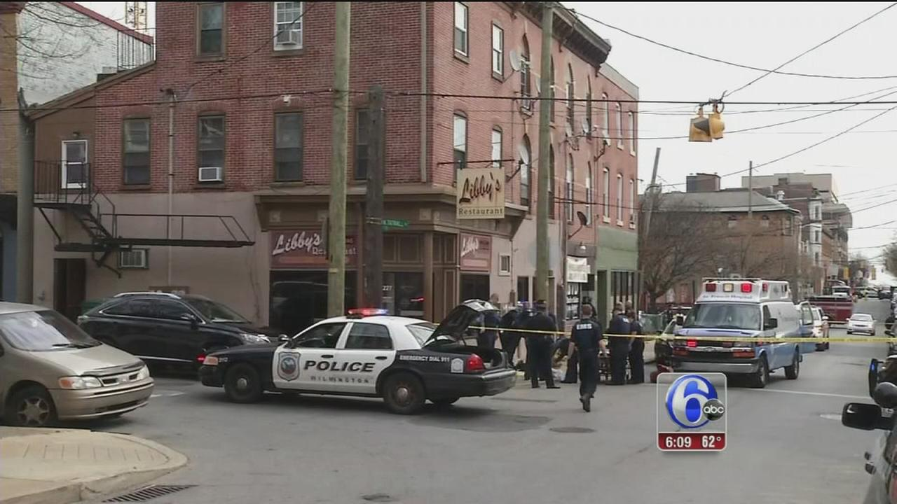 Man shot, killed outside popular Wilmington bar