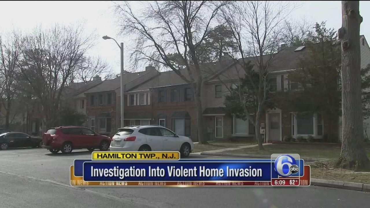 NJ home invasion
