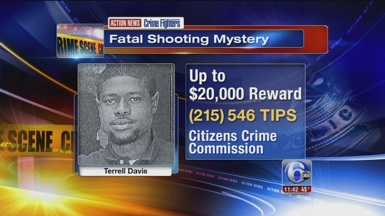 Crime Fighters: Who killed Terrell Davis?