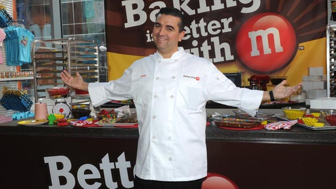 FILE - Famed Pastry Chef, Buddy Cake Boss Valastro.