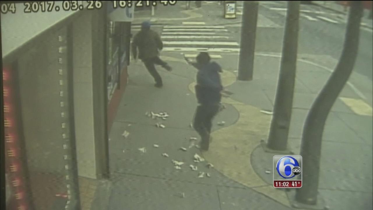 Store owner shoots would-be robber, bystander in North Philly