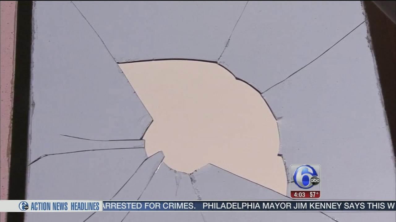 Synagogue in Tacony vandalized again