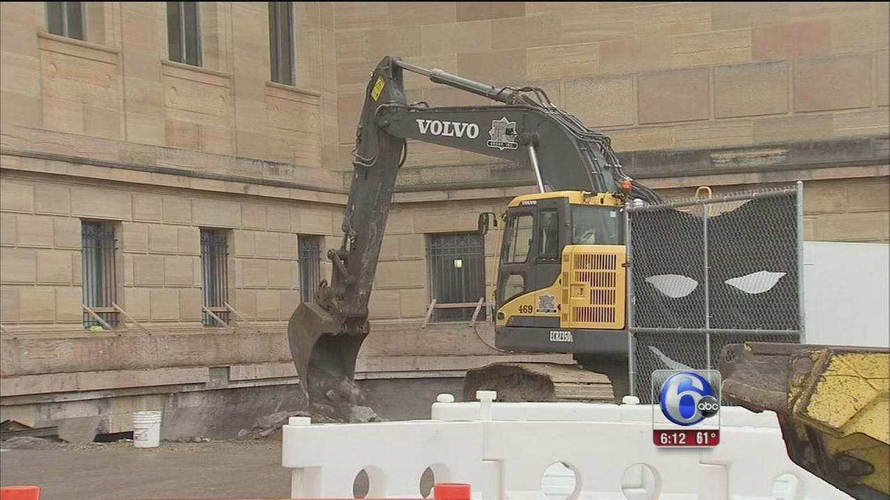 Philadelphia Museum of Art breaking ground on $196M project