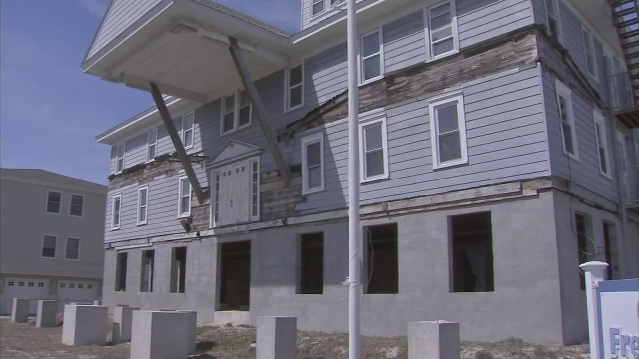 Organization seeks help to restore Jersey Shore home for children