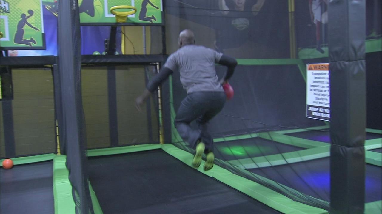 Jumping Jason