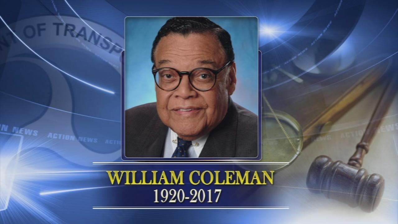 Lawyer William Coleman dies at 96