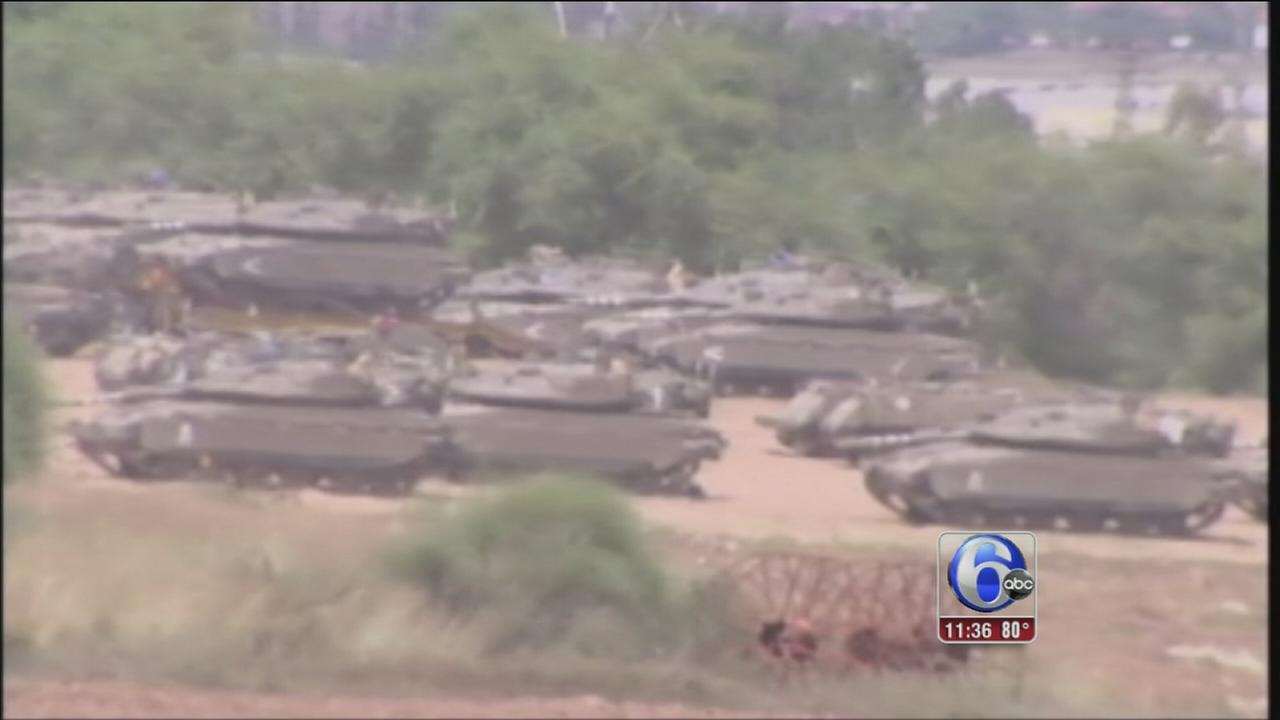VIDEO: Local families concerned over Mid-East tensions