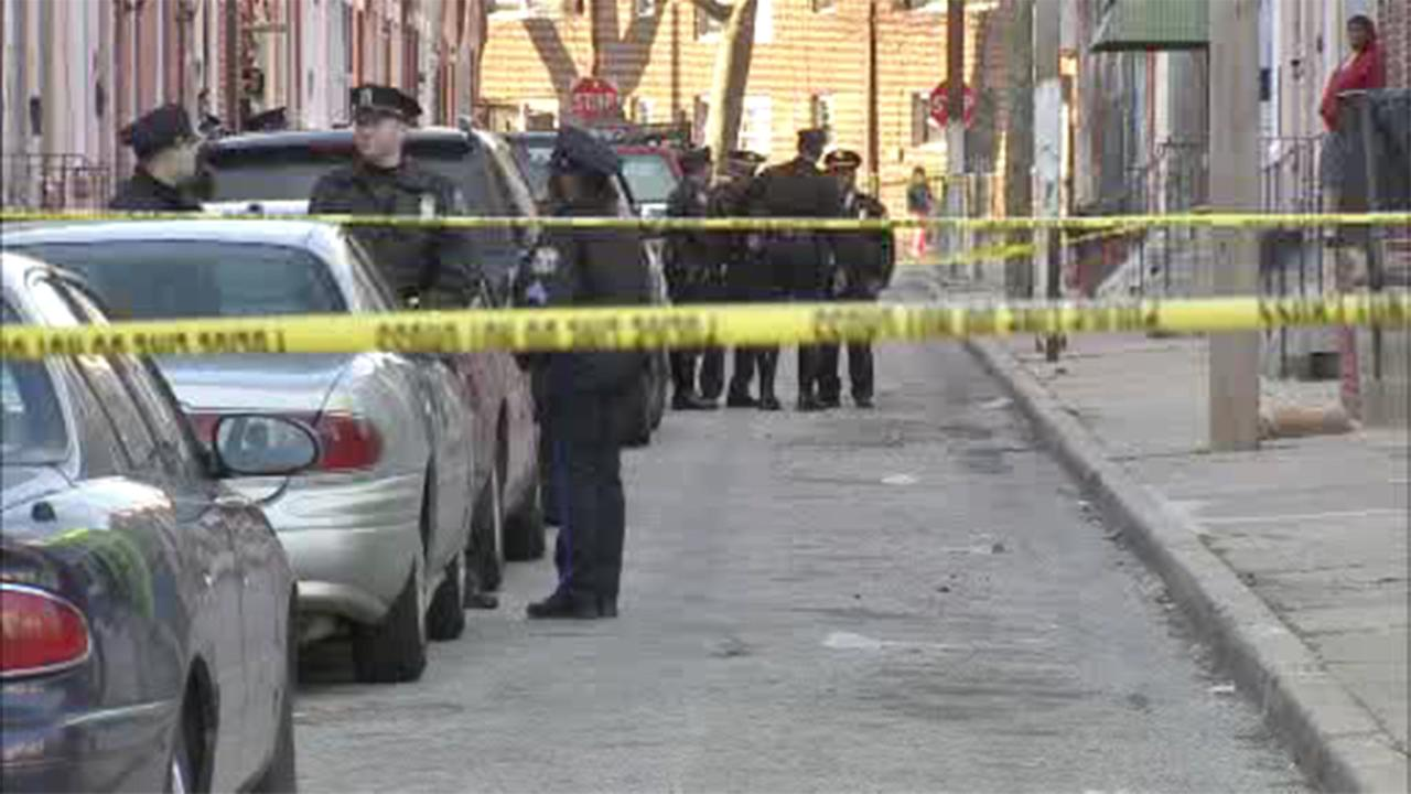 Man critically injured in Brewerytown shooting