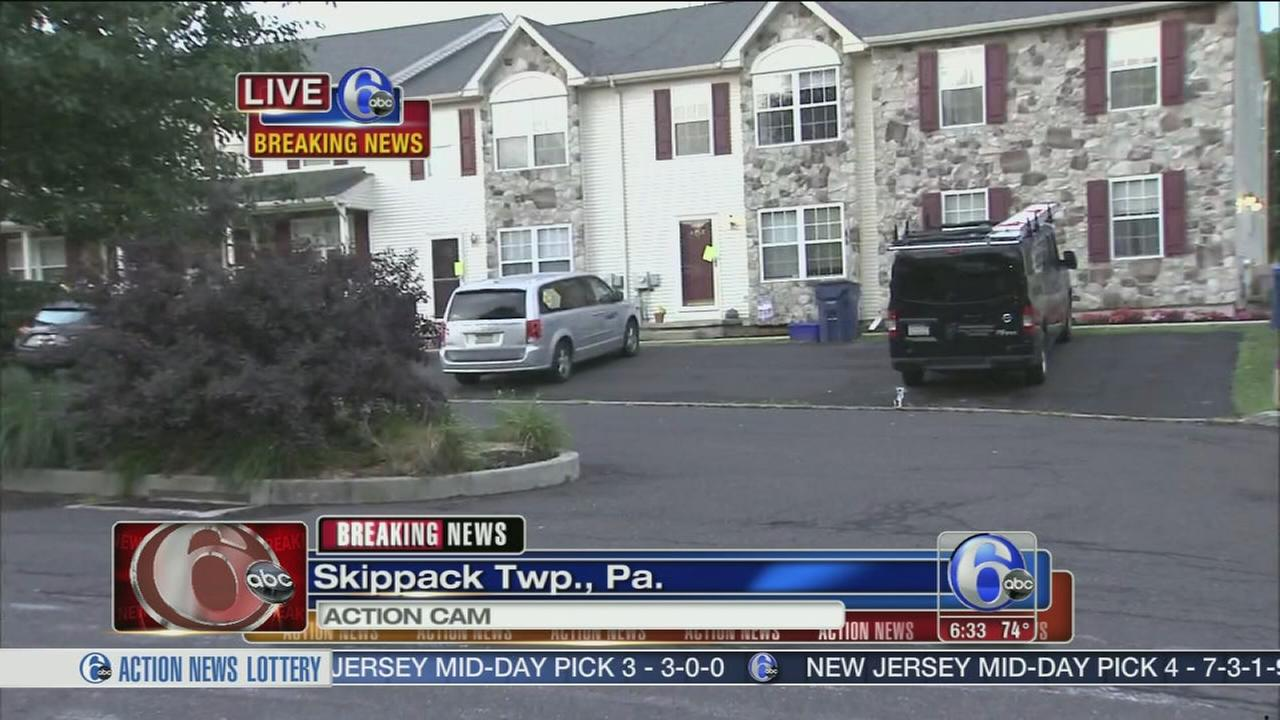 VIDEO: Mysterious odor prompts evacuations in Skippack