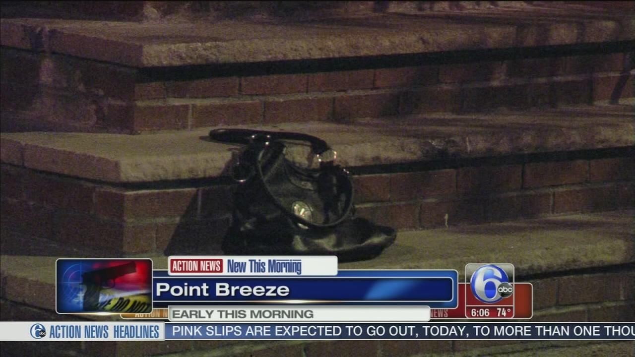 VIDEO: Woman in custody after Point Breeze shooting
