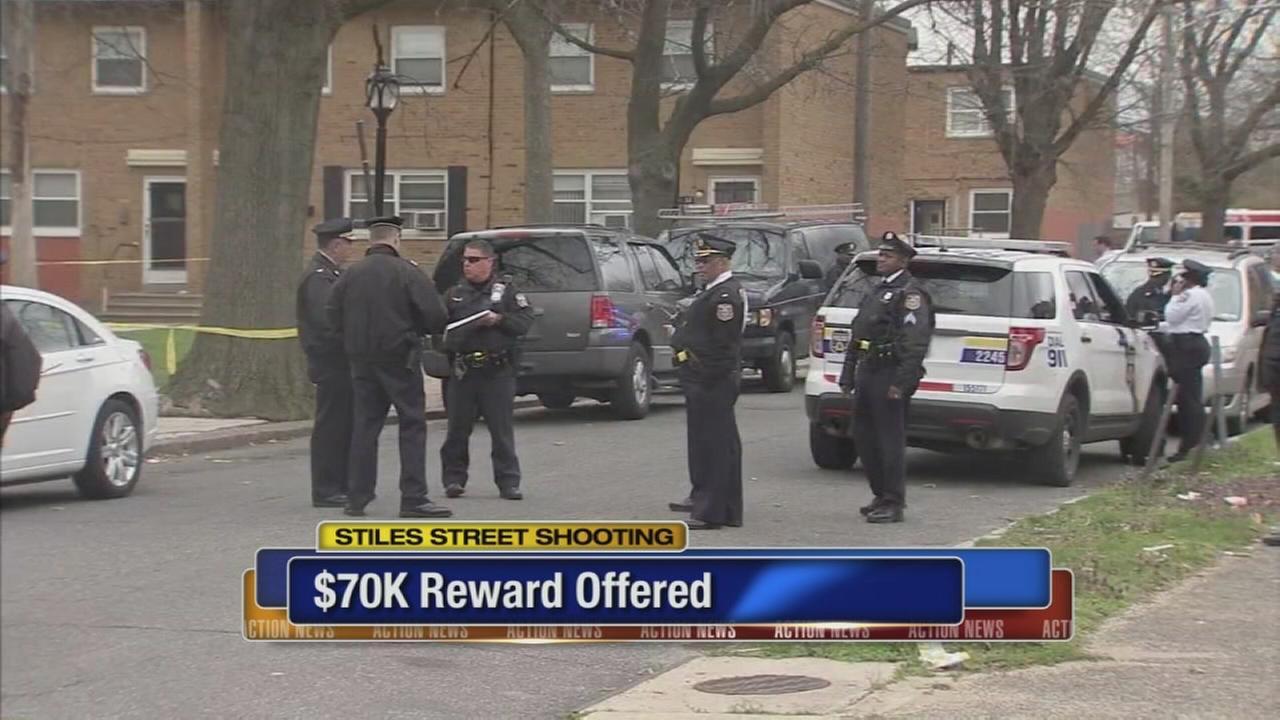$70K reward in deadly shooting
