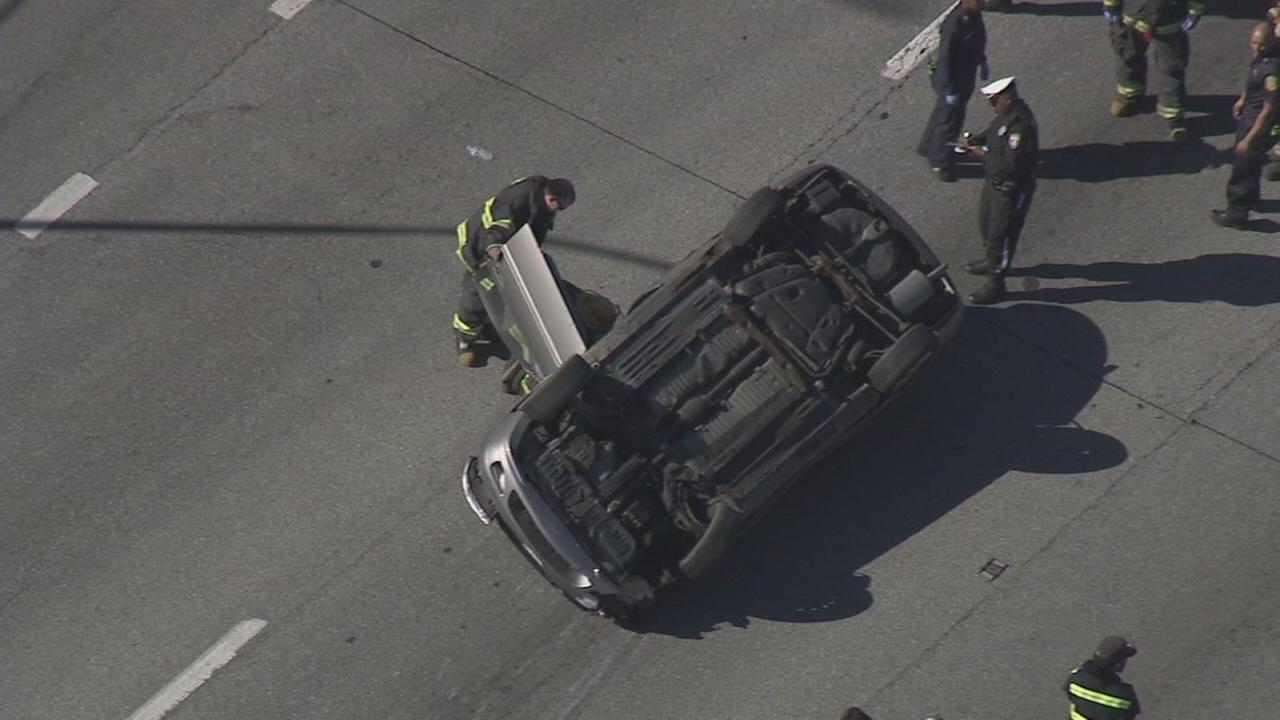 Crash on Roosevelt Boulevard Extension