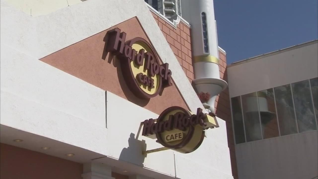 Hard Rock announces casino plan for Taj Mahal