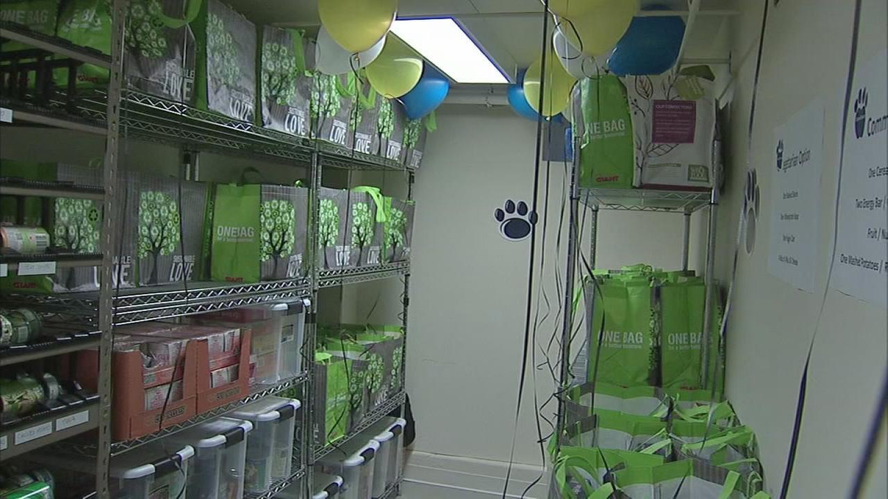 PSU LionShare pantry