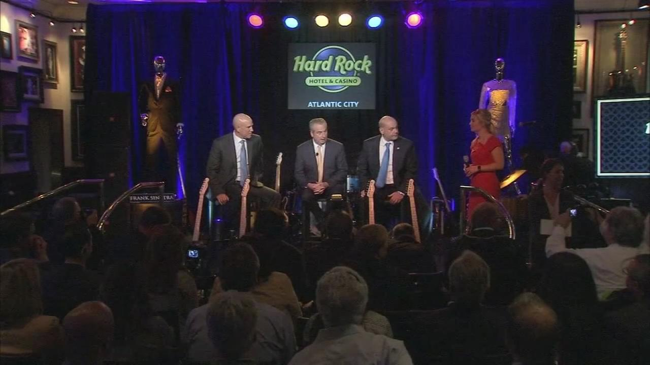 Hard Rock announces casino plan for former Trump Taj Mahal