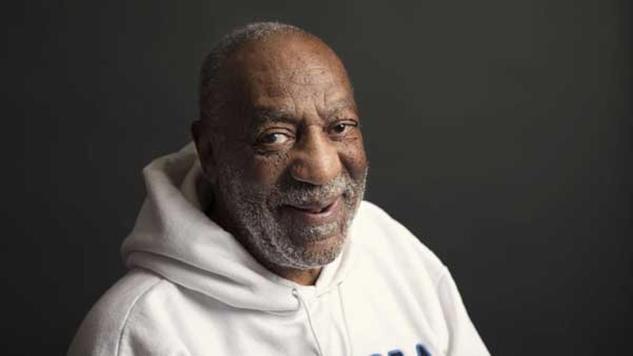 FILE - This Nov. 18, 2013 photo shows actor-comedian Bill Cosby in New York.