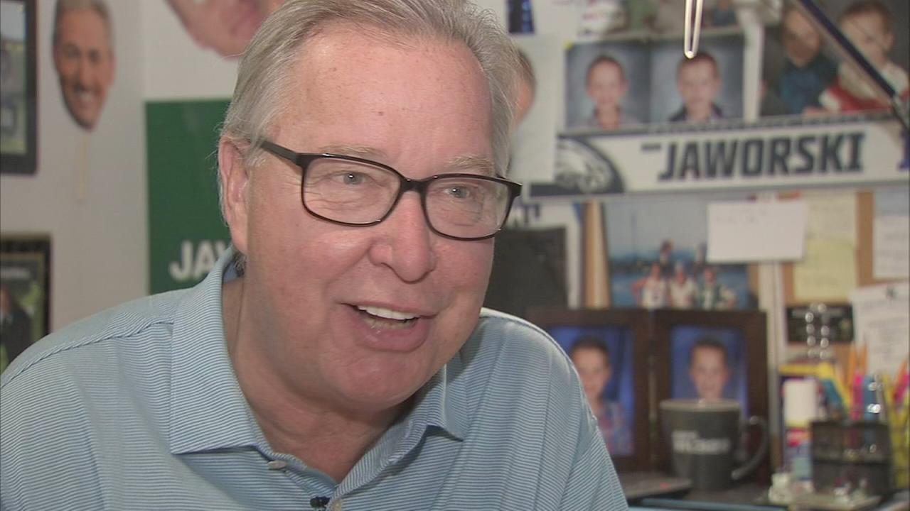 Ron Jaworski talks NFL Draft