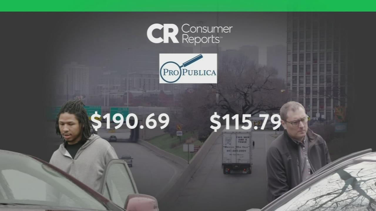 Consumer Reports: Can race affect your car insurance premium?