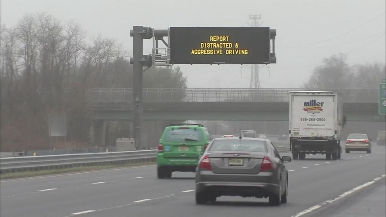 NJ program cracks down on distracted drivers