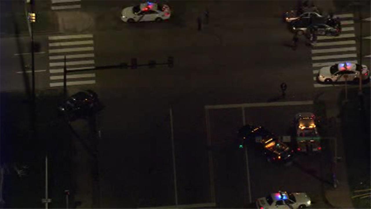 1 injured in multi-vehicle crash in Northeast Philadelphia