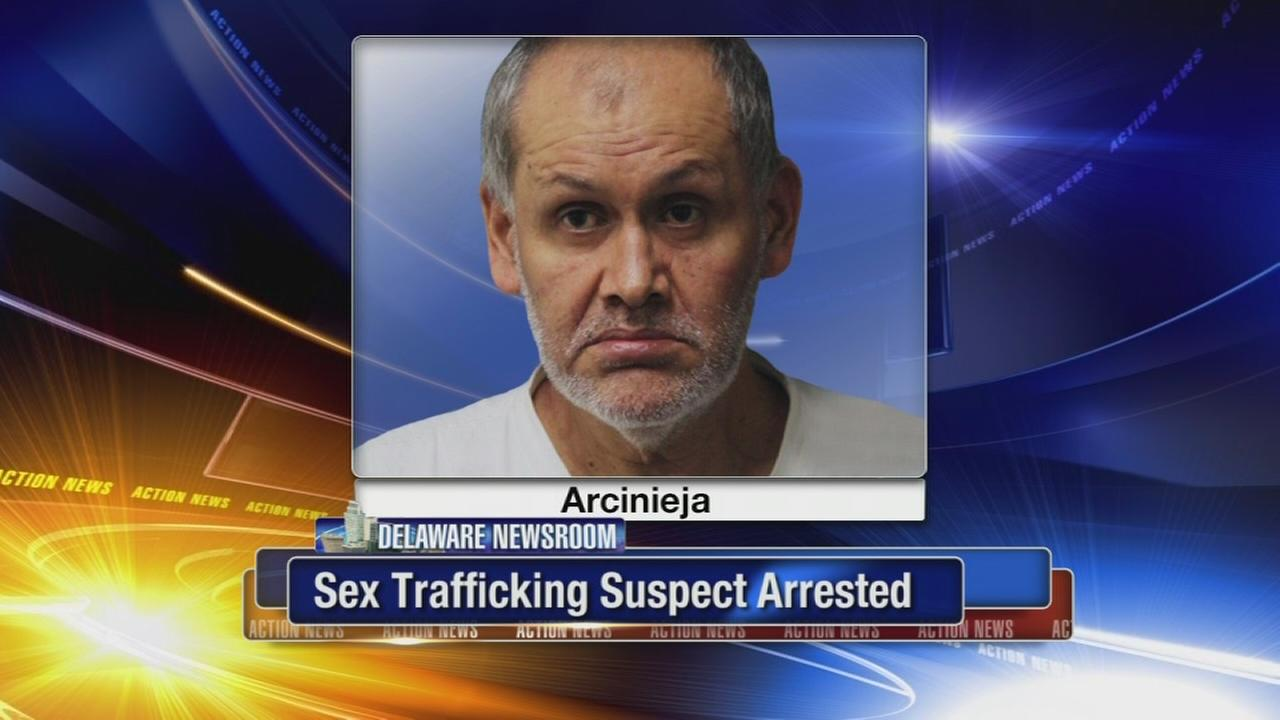 Police: Man arrested for prostitution operation in Del.