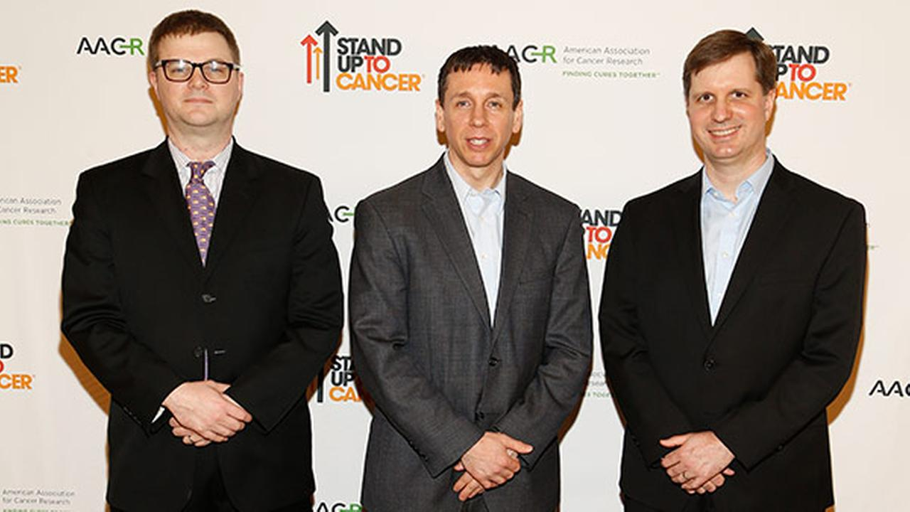 3 Phila. researchers win Stand Up to Cancer grants