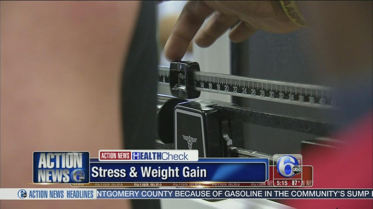 VIDEO: Study suggests stress linked to lower metabolism