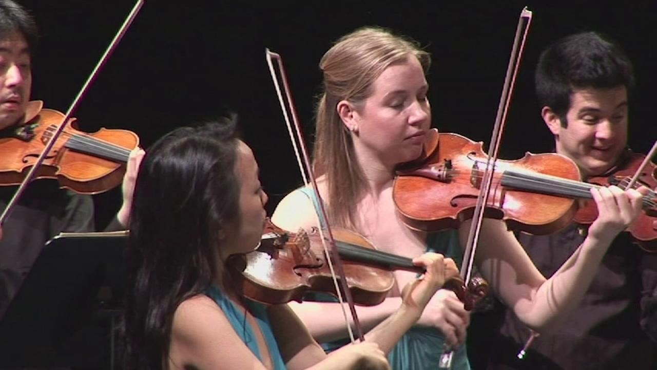 6abc loves the arts: ECCO comes to town