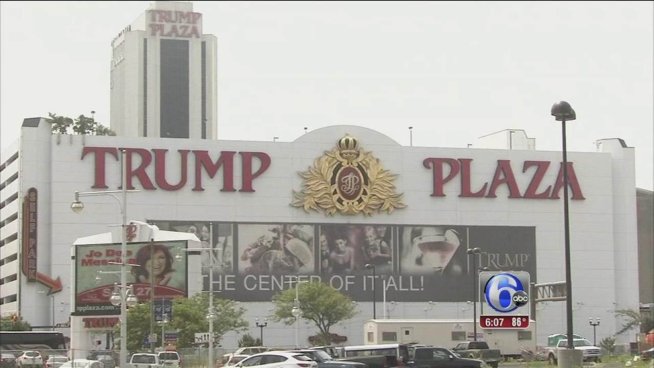 VIDEO: Closure notices sent to Trump Plaza workers