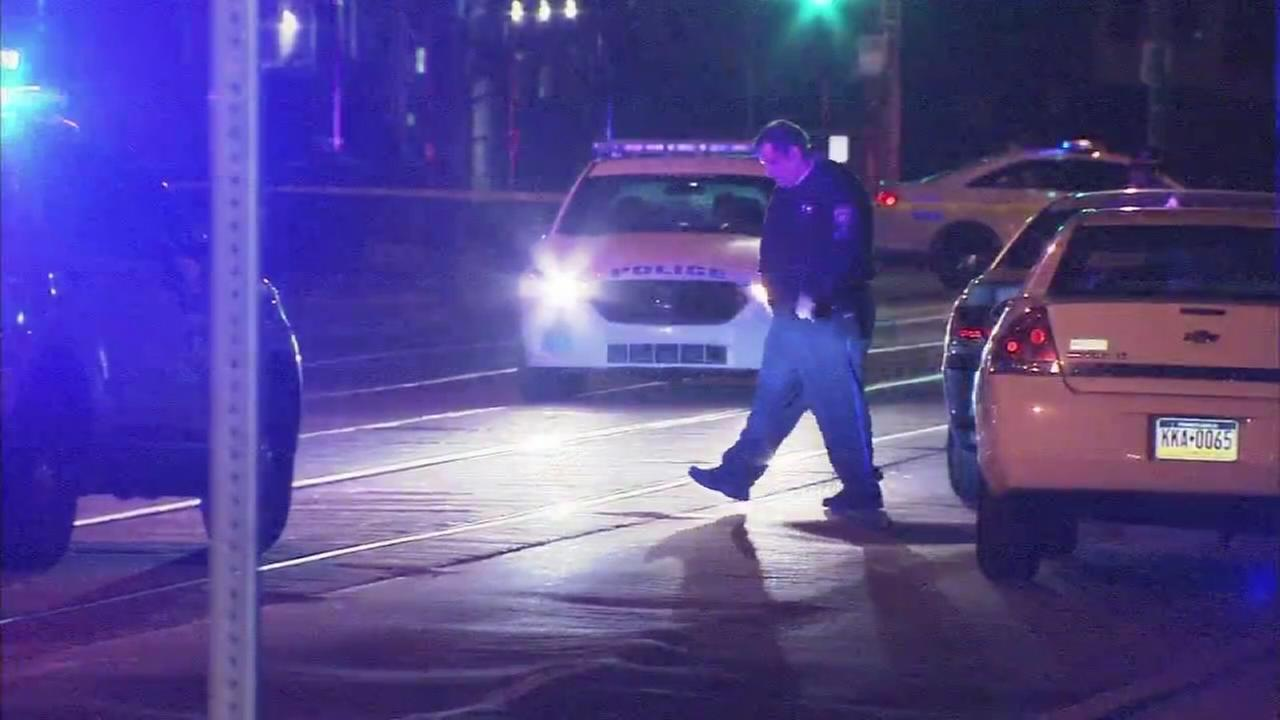 Shootout in SW Philadelphia leaves man wounded