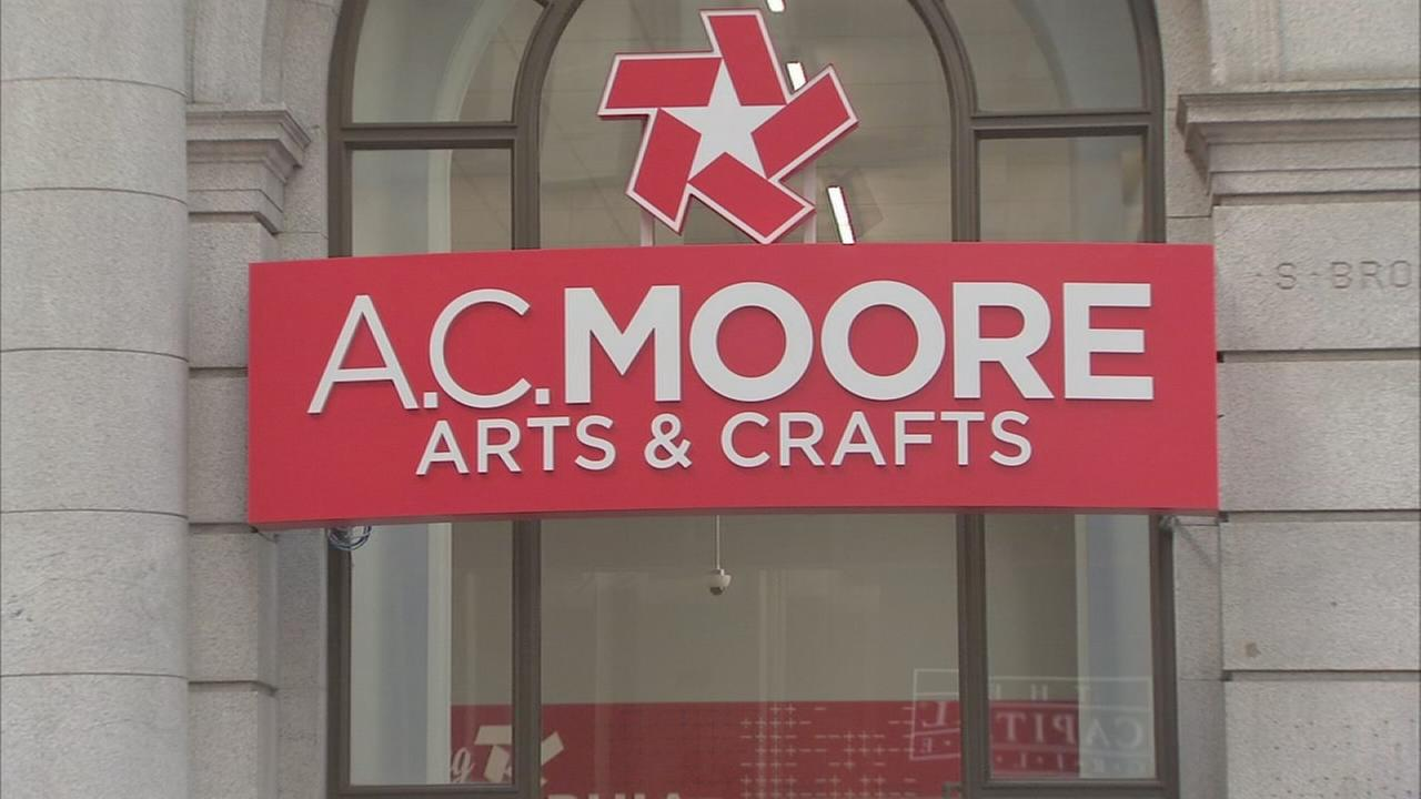 A.C. Moore opens flagship store in Center City