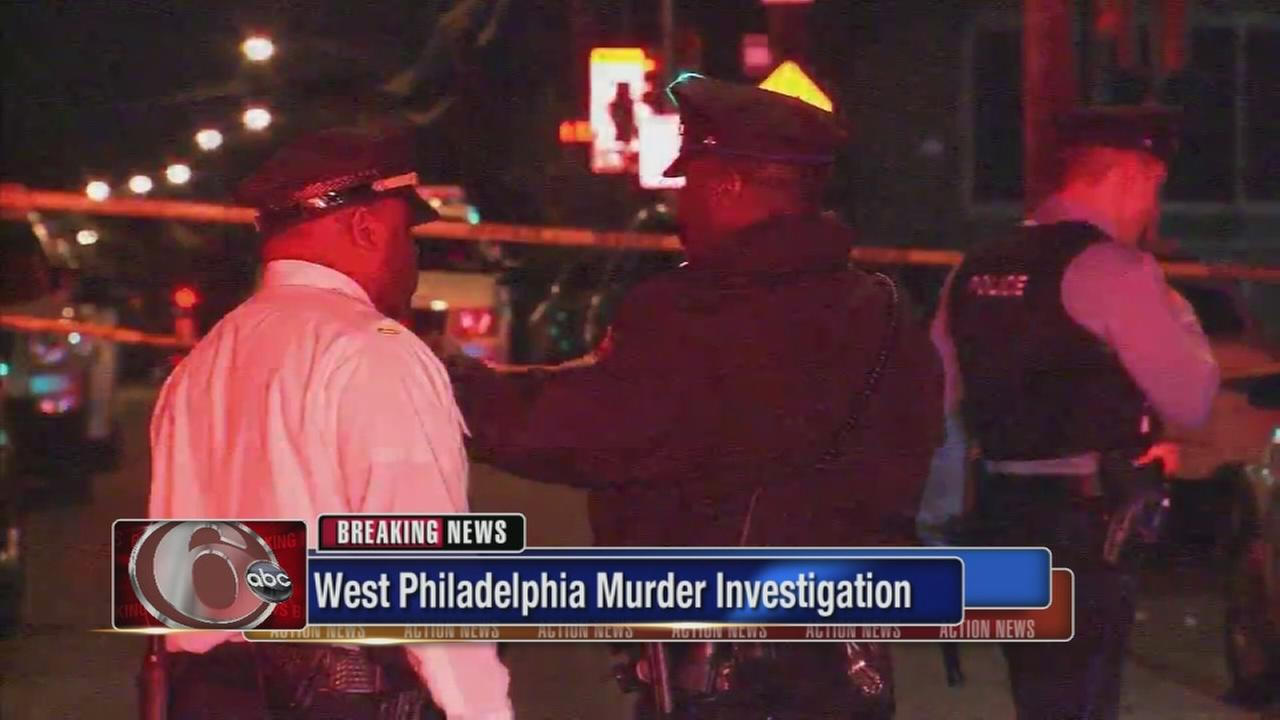 Man, 34, shot and killed in West Philly