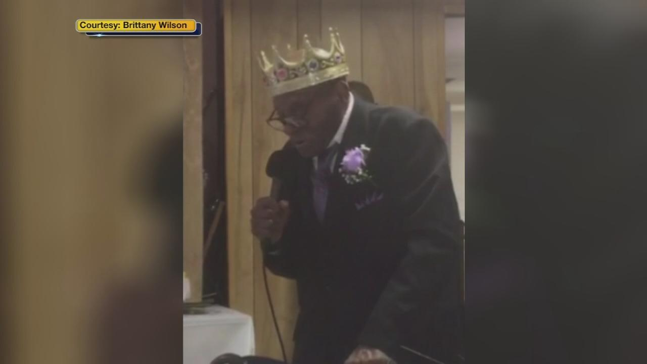 Chester man celebrates 90th birthday with special church performance