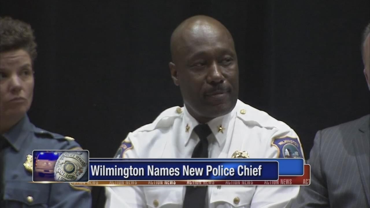 Veteran of NY, Chicago police named chief in Delaware