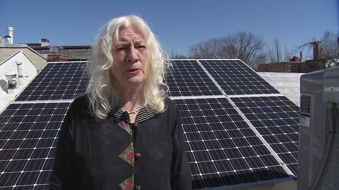 Art of Aging: Activist working towards a greener Philadelphia
