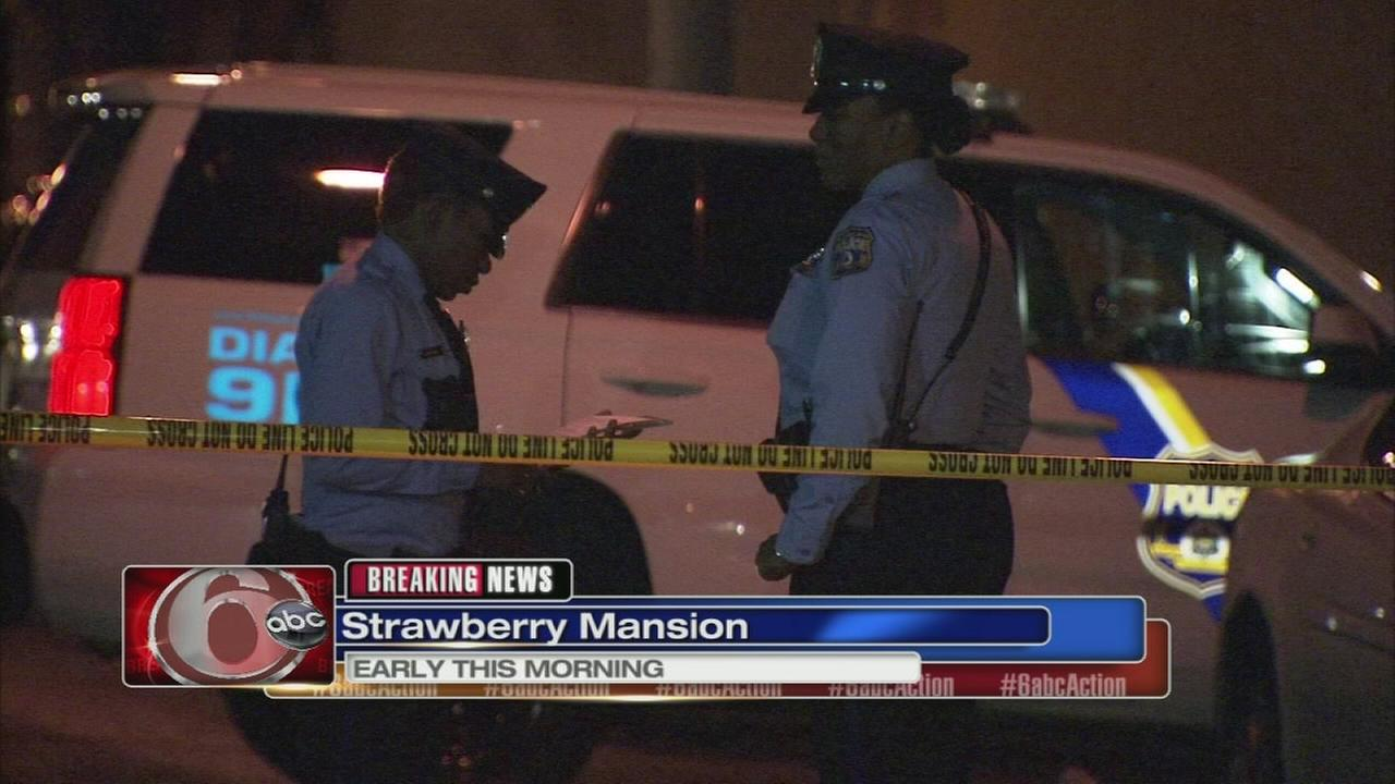 Man killed in Strawberry Mansion