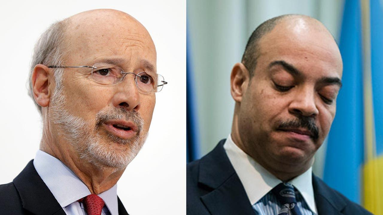 Gov. Wolf: 'Beyond time' for DA Seth Williams to resign