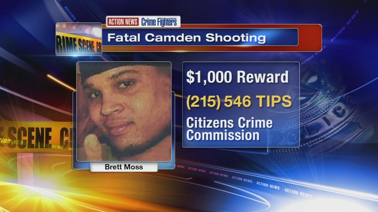 Man shot dead in Camden, gunman sought