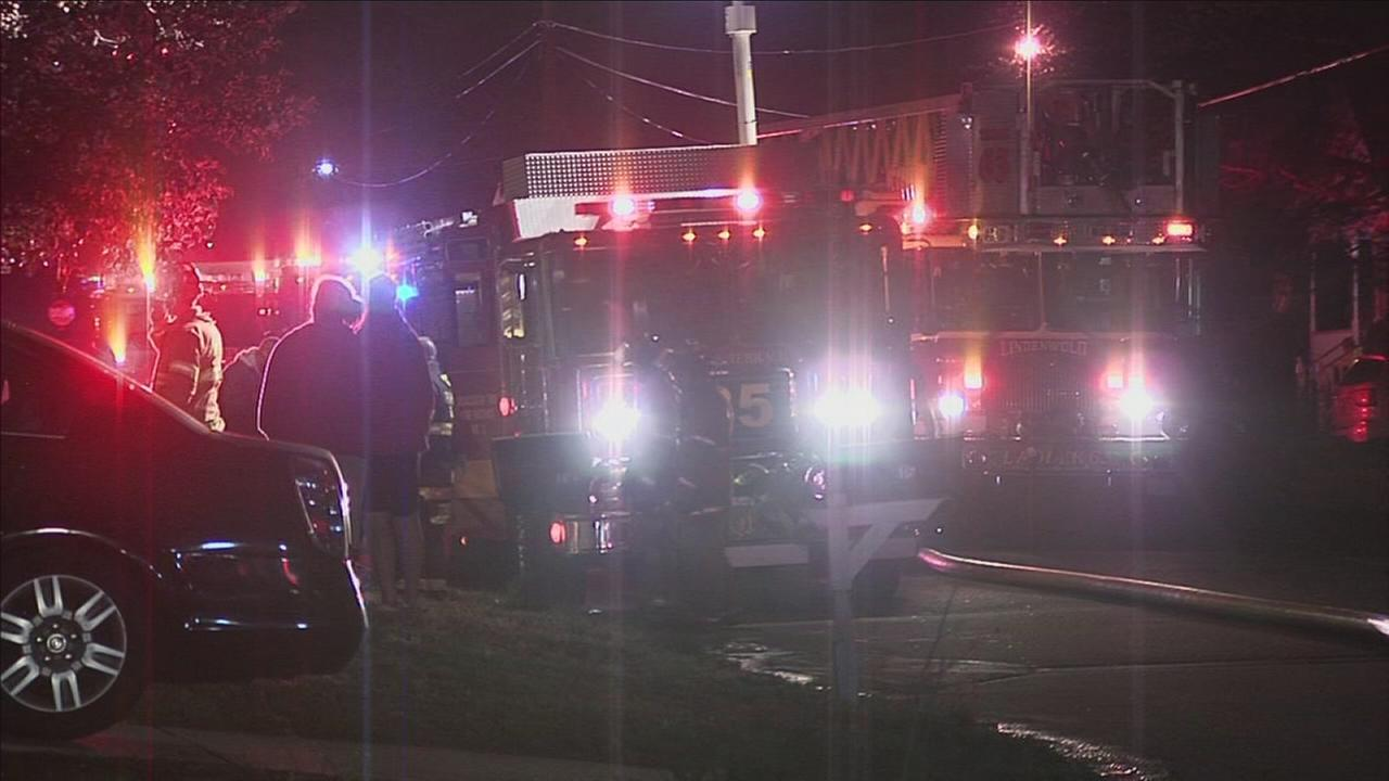 Fire damages home in Gloucester Twp.