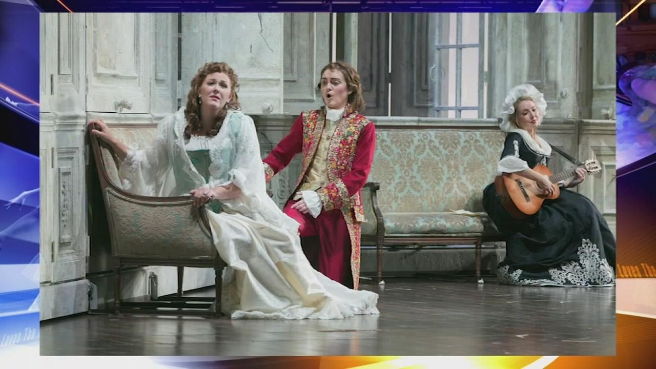 6abc Loves the Arts: Marriage of Figaro