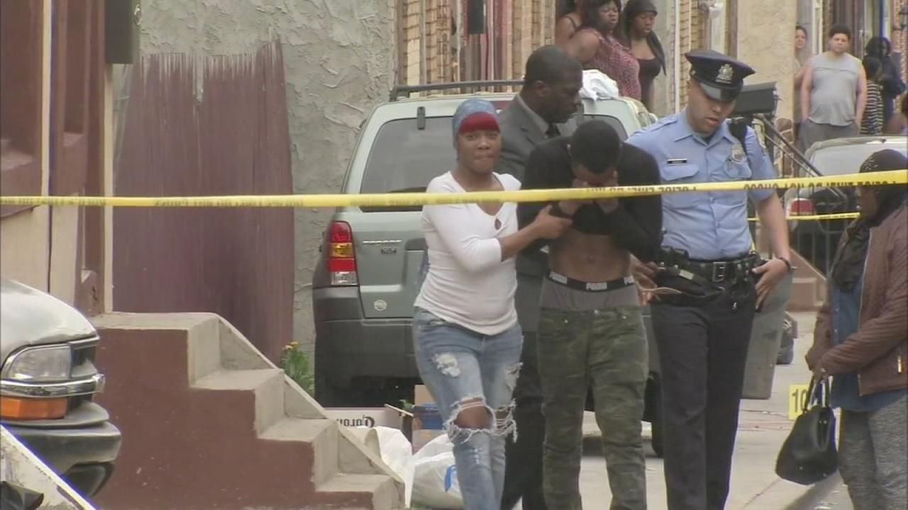 Man shot 15 times in Kensington was husband, father
