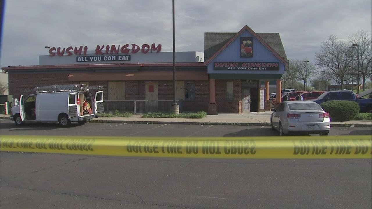 Burned body found in fmr. NE Phila. restaurant