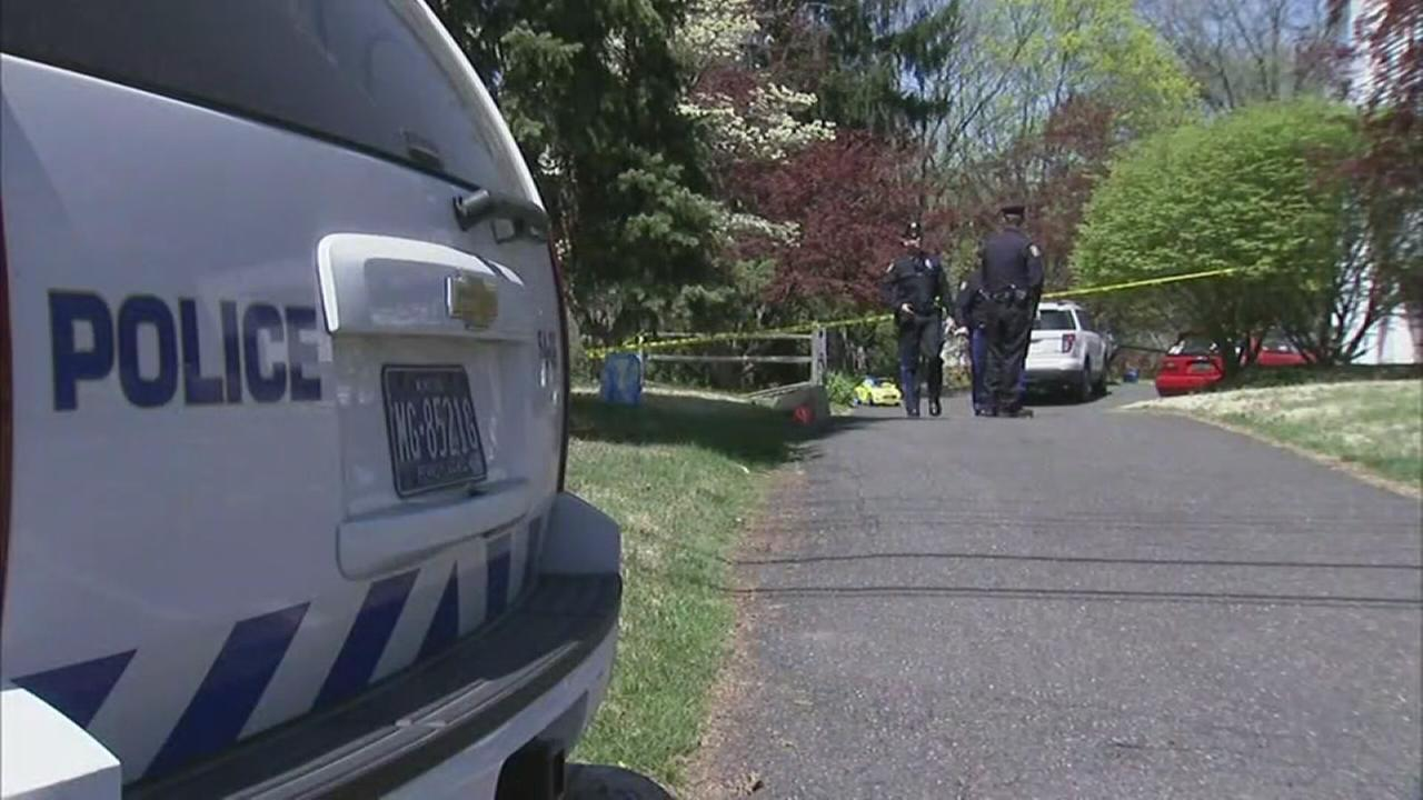 Police: Off-duty Phila. officer shoots husband in driveway