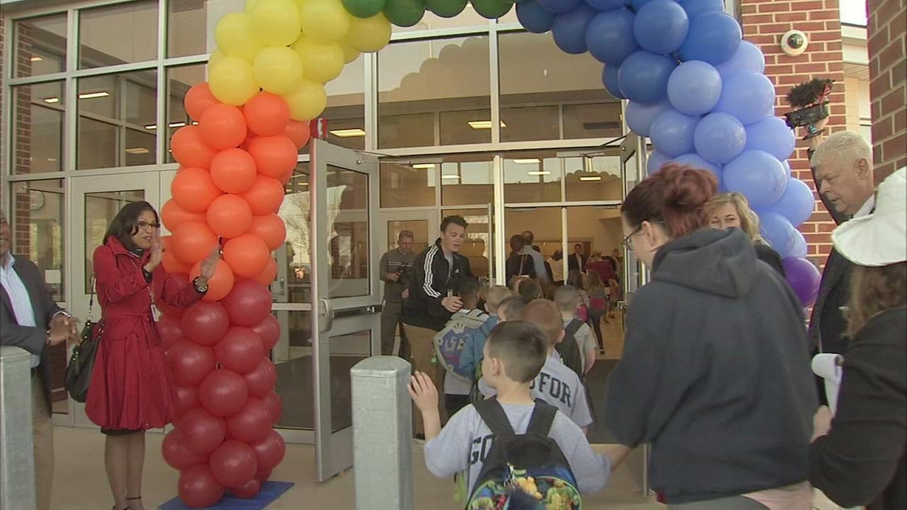 New school opens in Horsham