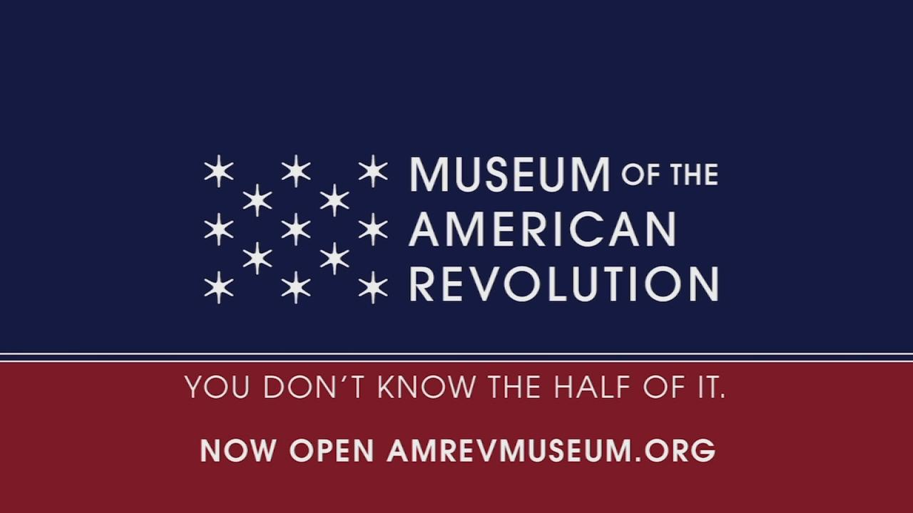 VIDEO: Museum of the American Revolution