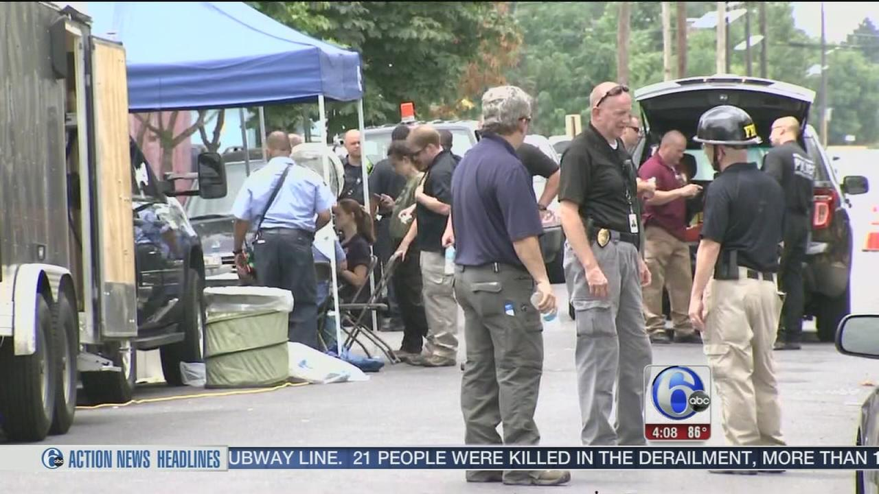 VIDEO: Cold case investigation in Camden