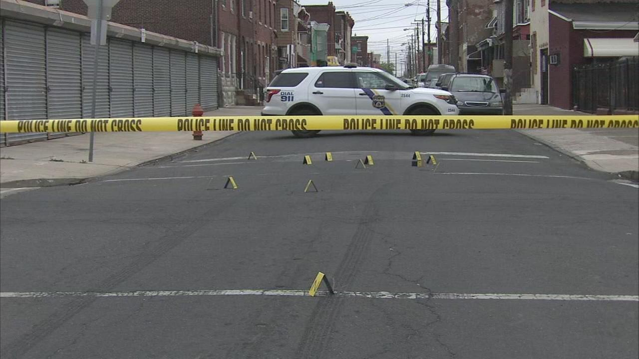 1 injured after shots fired in Hunting Park