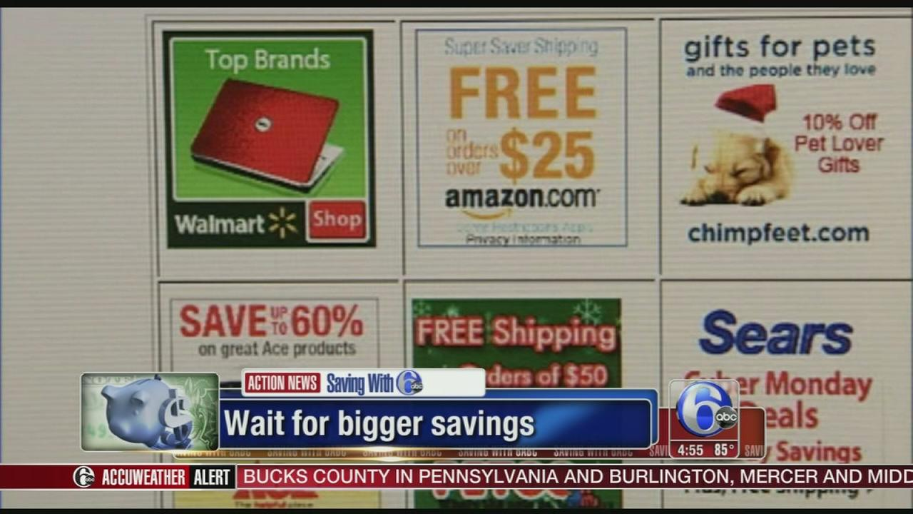 VIDEO: Time shopping for best deals